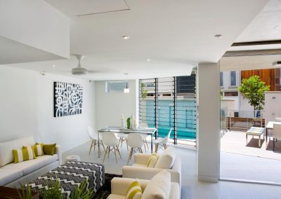 Altair Louvres can allow you to keep a comfortable summer indoor temperature throughout the day.