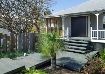 Old cottage revamped with Breezway Louvres