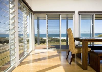 Open up with Altair Louvre Windows and make the most out of sea breezes.