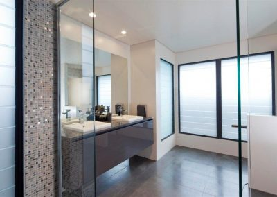 Altair Louvres are energy efficient and great for bathrooms